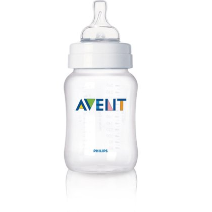 AVENT Classic bottles - Since 1984, mothers trust the Avent bottle system.