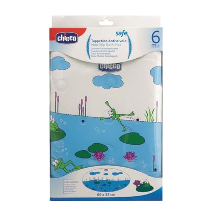 Chicco Anti-Rutsch Badematte, oval 2014 - large image