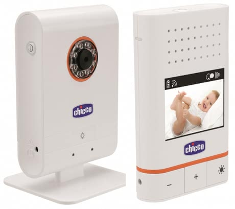 Chicco Baby Control Video Digital - The Baby Control Video Digital by Chicco provides you the possibility not only to hear your angel at each day- and night time but also to see it.