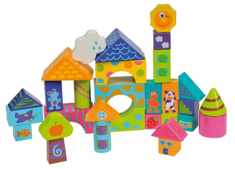 BoiKido Building blocks - 30 pcs. 2015 - large image