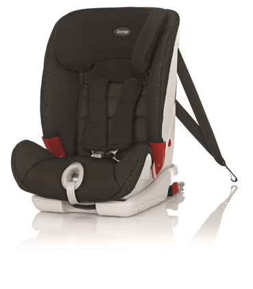 Römer child car seat  XTENSAFIX Black Thunder 2014 - large image