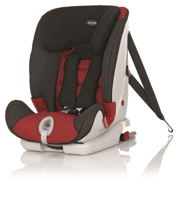Römer child car seat  XTENSAFIX Chili Pepper 2014 - большое изображение