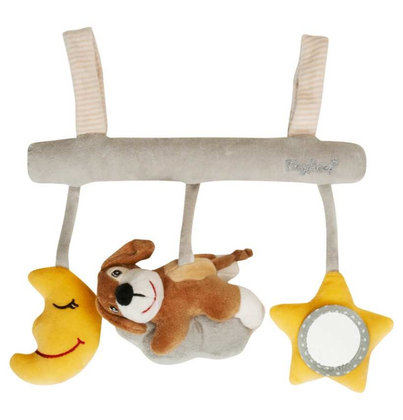 Playshoes hanging toy Hund 2014 - large image