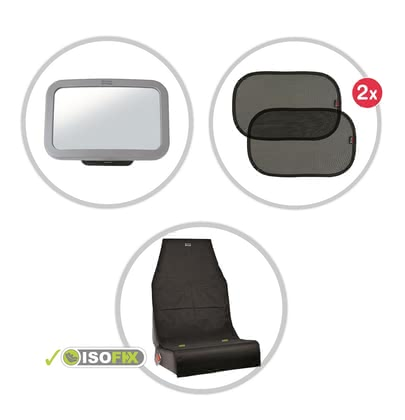 Britax Römer Safety kit -  The Römer Safety Kit consists of 3 parts and provides additional protection in the car
