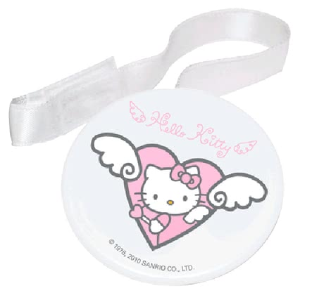 Rotho Hello Kitty soother ribbon 2014 - large image