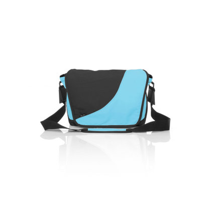 ABC Design Wickeltasche Fashion 2012 turquoise-black - Großbild
