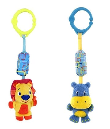 Baby rattle with mounting clip 2014 - 大圖像