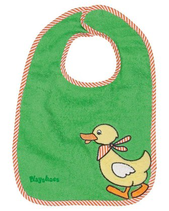Playshoes 魔鬼氈圍兜兜 - The Velcro bib by Playshoes with cute animal face is a must on the meal!