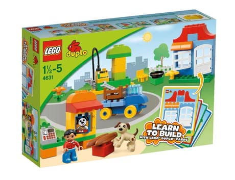 LEGO Duplo  My first building - learning game 2014 - 大图像