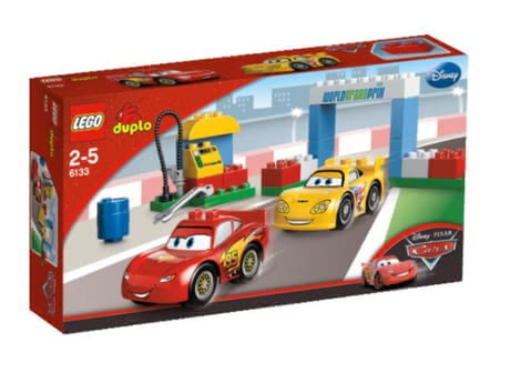 LEGO Duplo Cars - The race 2014 - 大图像