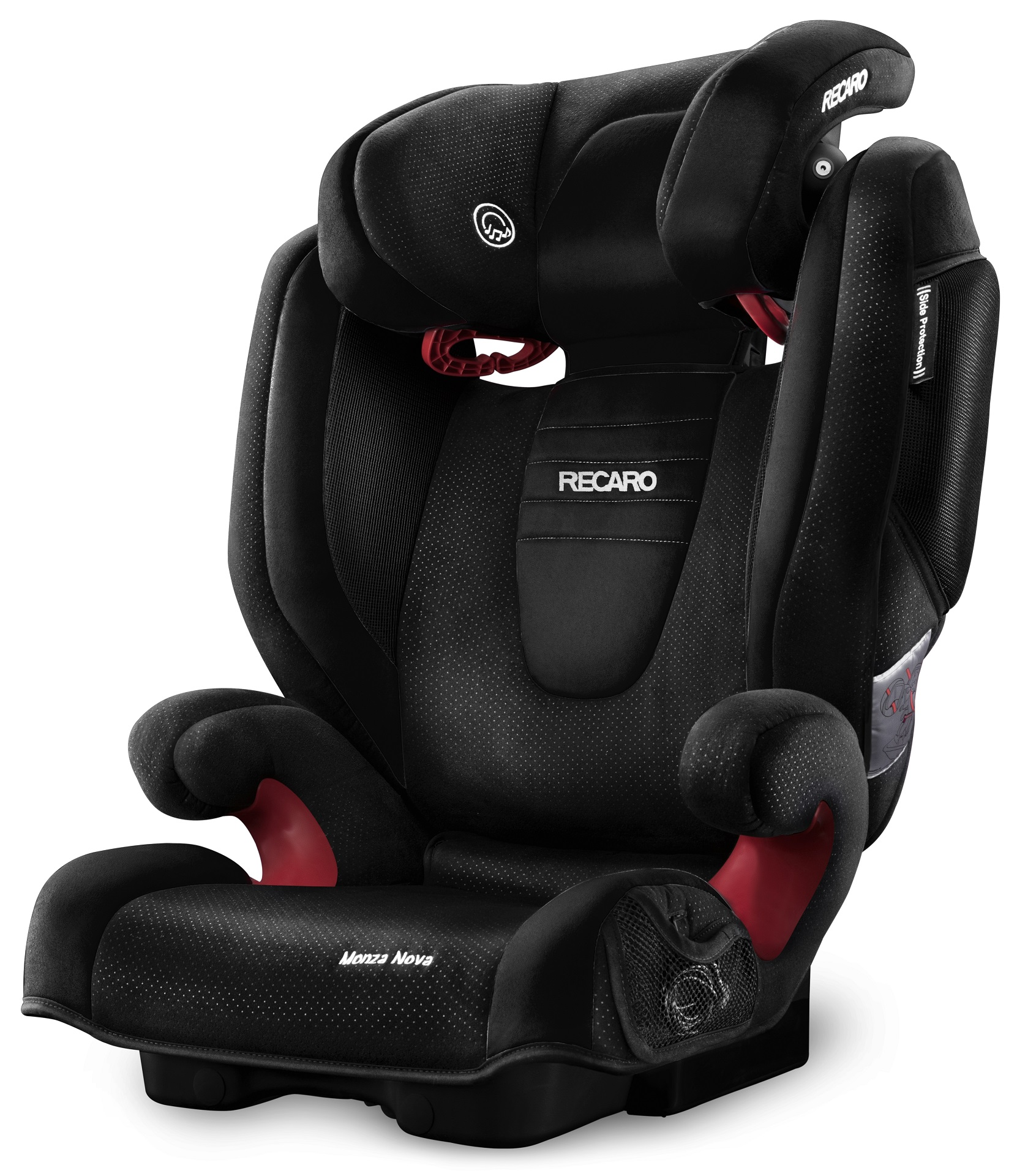 recaro kindersitz monza nova 2 online kaufen bei kidsroom. Black Bedroom Furniture Sets. Home Design Ideas