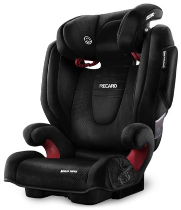 RECARO Child car seat Monza Nova 2 - The new RECARO Monza Nova 2 combines the latest security technologies with unique comfort.