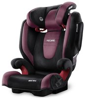 Recaro child car seats without Isofix