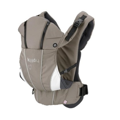 kiddy heartbeat baby carrier Sand 2014 - large image