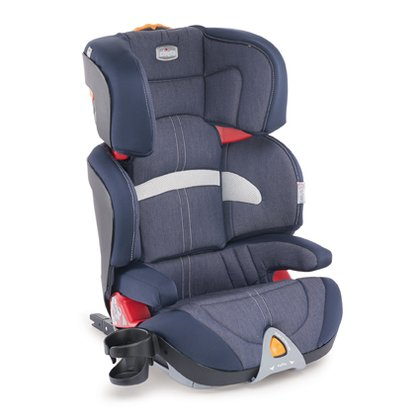 Chicco Child car seat Oasys 2-3 FixPlus Denim 2016 - large image