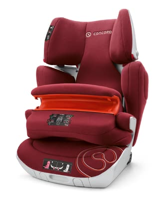 Concord Child car seat Transformer XT PRO - The child car seat Concord Transformer XT Pro enjoys a long period of use, provides maximum security and guarantees you a yet unrivaled ease of use.