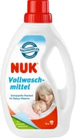 NUK Laundry detergent - Already in the first year of life you wash as parents around 160 wash loads alone with the bodysuits, bibs, shirts or pants of your little sparrow.