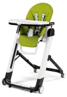 Peg-Perego Siesta highchair - The practical Peg-Prego Siesta highchair provides you the option to have your sweetheart during the meal close to you.