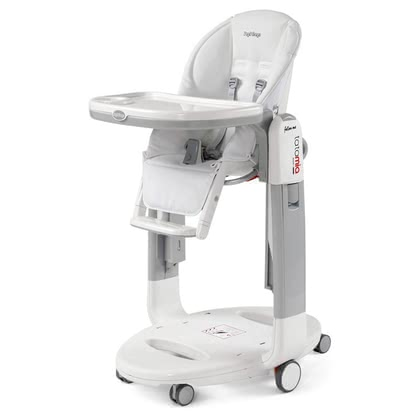 Peg-Perego Tatamia highchair - The Peg-Perego Tatamia highchair may convince through a long and versatile useful life.