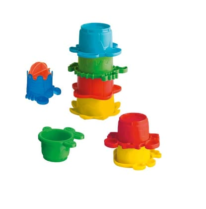 Water fun stacking pyramid 2015 - Imagen grande