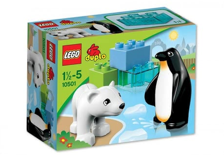 LEGO Duplo polar-animals 2014 - 大图像