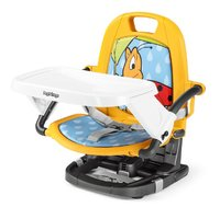 Peg-Perego Highchair Rialto - The Rialto seat-booster by Peg-Perego can be unfolded or together folded in a blink and ideal suitable on journeys