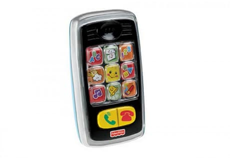 Fisher Price learning-fun smart phone 2014 - large image