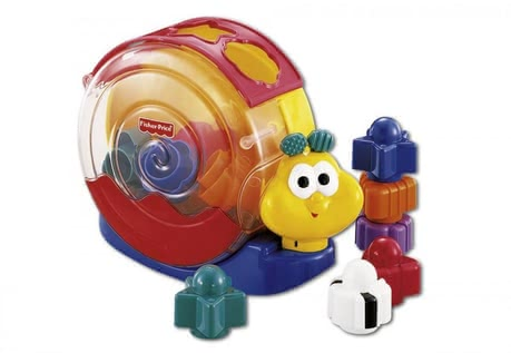 Fisher-Price Singin' snail pail 2016 - large image
