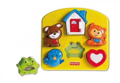 Fisher Price – My first puzzle 2014 - large image