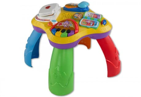 Fisher-Price Laugh & Learn table 2016 - large image