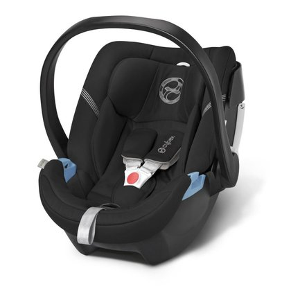 Cybex Infant carrier Aton 4 - The Cybex baby car seat Aton 4 unites security, comfort and a chic design.