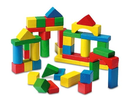 Wooden building blocks set 2014 - large image