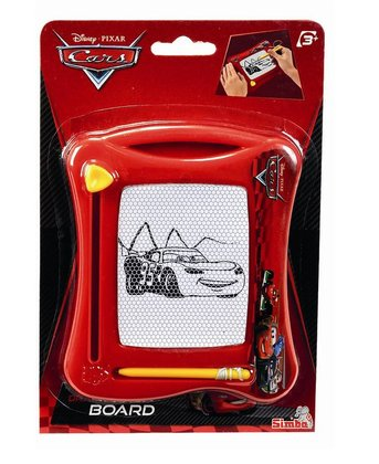 Disney magnet painting board Cars 2014 - 大圖像