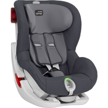 Britax Römer Child car seat King II LS Storm Grey 2017 - large image