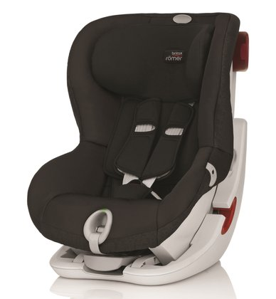 Детское автокресло Britax Römer King II LS Black Thunder 2015 - большое изображение