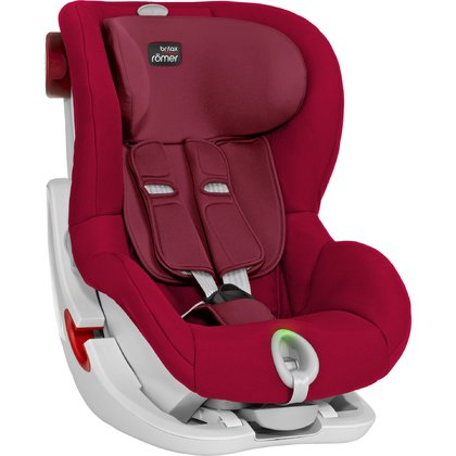 Britax Römer 兒童汽車安全座椅 King II LS - The Römer child car seat King II LG provides your sweetheart from approx. 9 months up to 4 years a maximum of security and comfort