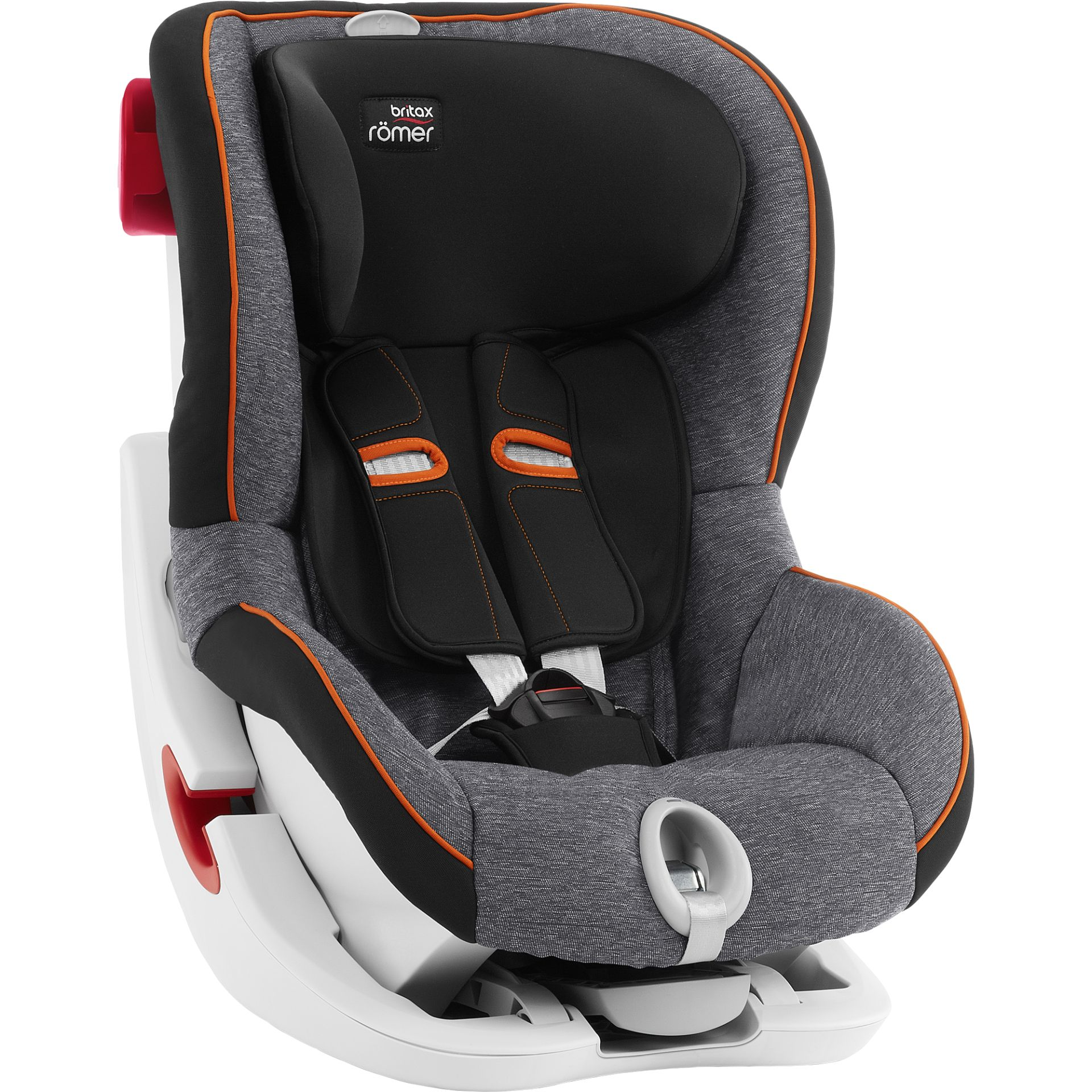 Si ge enfant king ii ls par britax r mer 2018 black for Siege enfant