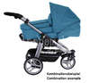 Teutonia push chair Spirit S3 5000_Gala Black 2014 - large image 3