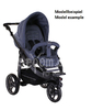 Teutonia push chair Spirit S3 Cool & Classic 5000_Gala Black 2014 - large image 2