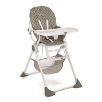 Chicco Highchair Pocket Lunch - The Chicco high chair Pocket Lunch convinces through its easy handling and its comfort