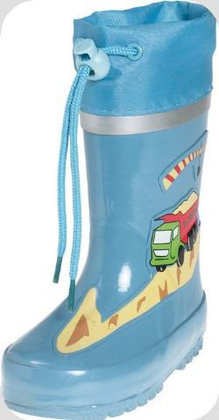 Playshoes rubber boots, truck LKW 2014 - large image