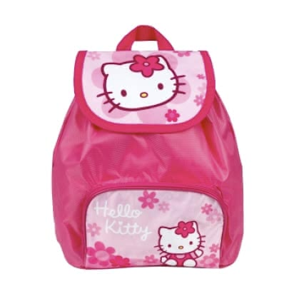 Hello Kitty backpack with strap 2014 - large image