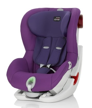 Britax Römer Child car seat King II ATS - The Römer child car seat King II ATS is suitable for your sweetheart from the ninth month and convinces through its features in terms of safety and comfort