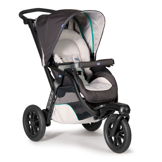 Chicco Travel System Trio Activ 3 Inkl Kit Car 2017 Dune