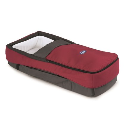 Chicco Soft carrycot Artic Garnet 2015 - large image
