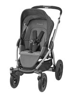 Maxi-Cosi Mura Plus 4 stroller - The Maxi-Cosi Mura Plus 4 sport stroller accompanies you and your sweetheart through all terrain, provides a lot of comfort and is optimal suitable as travel-system