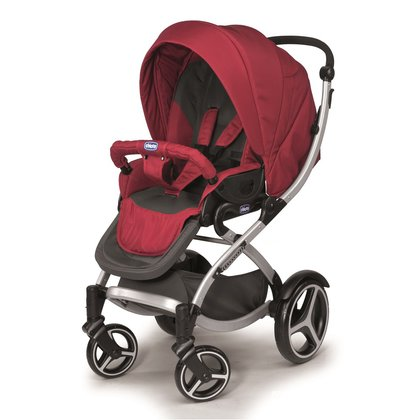 Chicco Artic pushchair Garnet 2015 - 大圖像