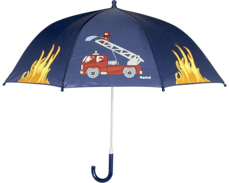 Playshoes umbrella for children, firefighters 2016 - large image