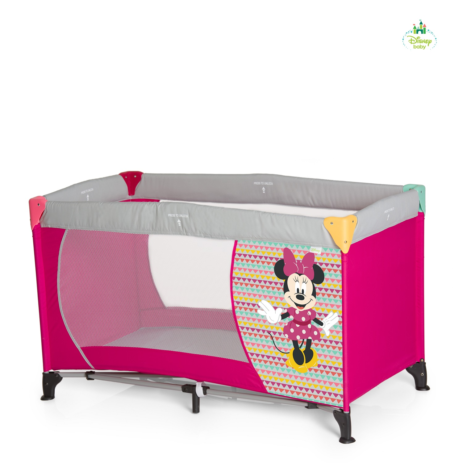 lit parapluie disney dream n play mickey minnie acheter sur kidsroom b b s la maison. Black Bedroom Furniture Sets. Home Design Ideas