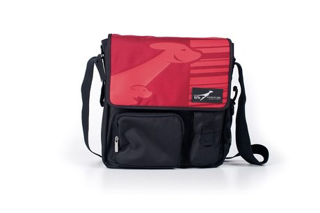 TFK Changing bag - With the TFK diaper bag you have all the important items always at hand for your favorite